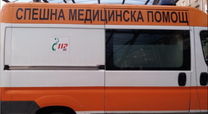 Двама тежко пострадали при катастрофа в двора на зърнобаза в Разград