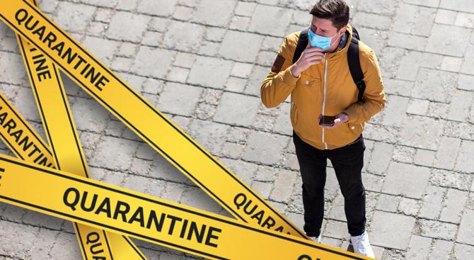 Нови 5 досъдебни производства за нарушена домашна карантина във Варненско