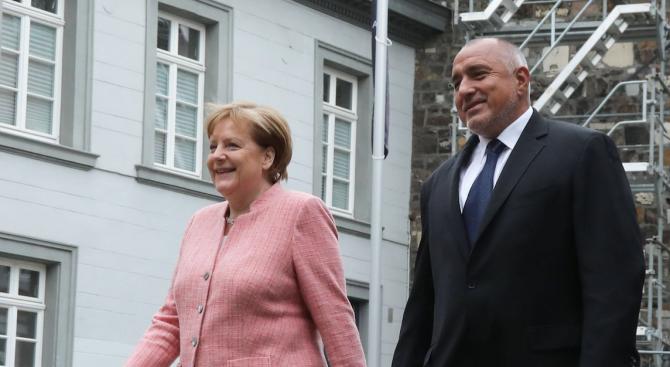 Бойко Борисов към Ангела Меркел: Пандемията с COVID-19 е безпрецедентно предизвикателство