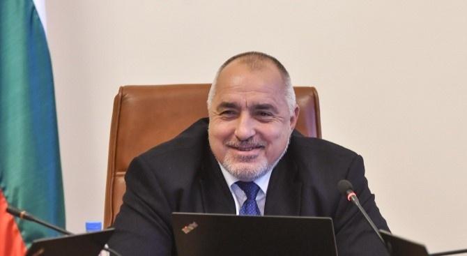 Бойко Борисов за членството на Северна Македония в НАТО: Поздравявам нашите съседи!