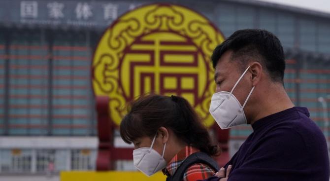 Китай регистрира нови  случаи на коронавирус