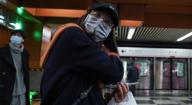 Китайският град Ухан, където за пръв път се появи епидемията