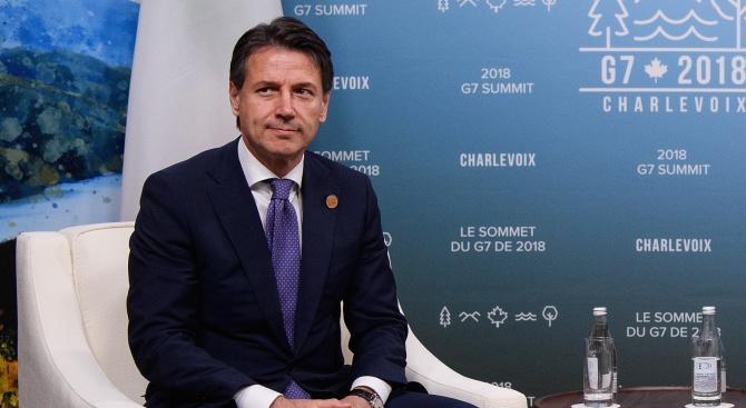 Италианският премиер: Намираме се в критичен момент от европейската история