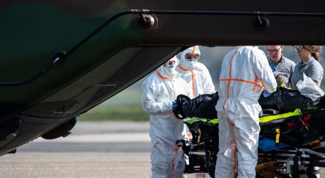 Над 10 000 станаха жертвите на COVID-19 в Италия
