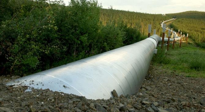 """При трудов инцидент на строителството на газопровода """"Балкански поток"""" в"""