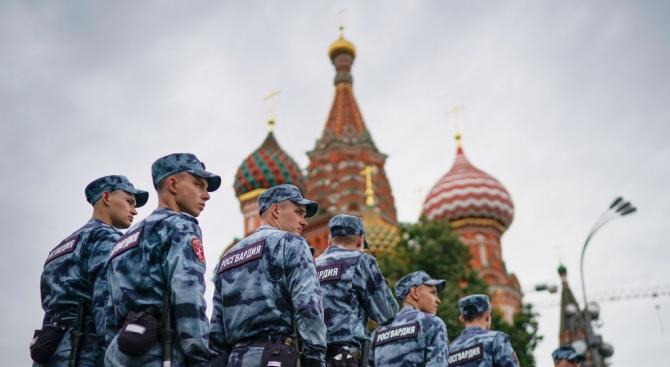 Броят на заразилите се  с коронавирус в Русия надхвърли 1500 души