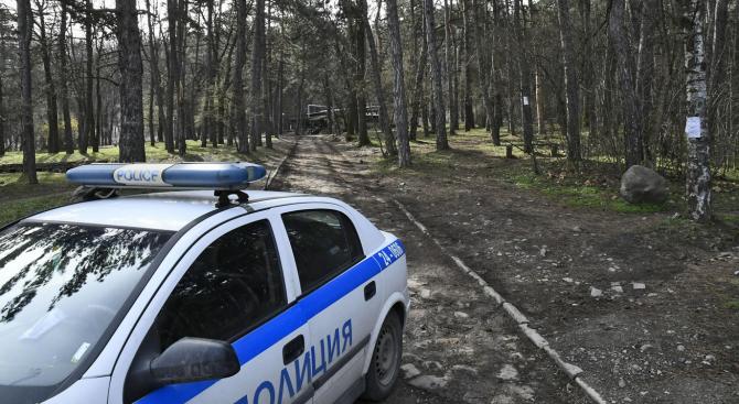 """Полицейски патрул спира желаещите да посетят природен парк """"Витоша"""""""