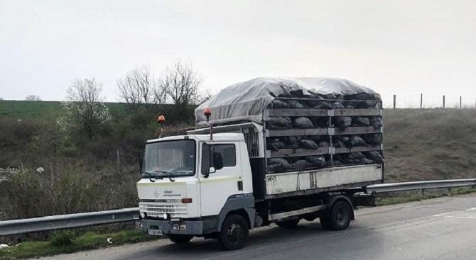 Трийсет тона отпадъци са почистени в участъка от АМ