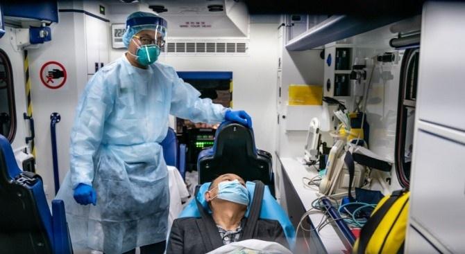 Все по-големият брой на внесени случаи на коронавирус в Китай
