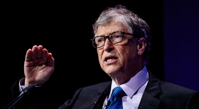 Бил Гейтс разкри какво би предприел срещу COVID-19, ако беше президент на САЩ