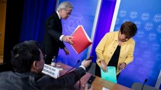 МВФ очаква по-тежка финансова криза,  отколкото през 2009 г.