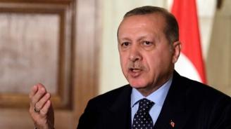 Ердоган обяви пакет  от допълнителни мерки  за борба с коронавируса
