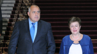 Кристалина Георгиева към Борисов: България реагира навреме за COVID-19