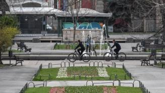 Над 70 глобени с по 5000 лева в София за разходка в парка