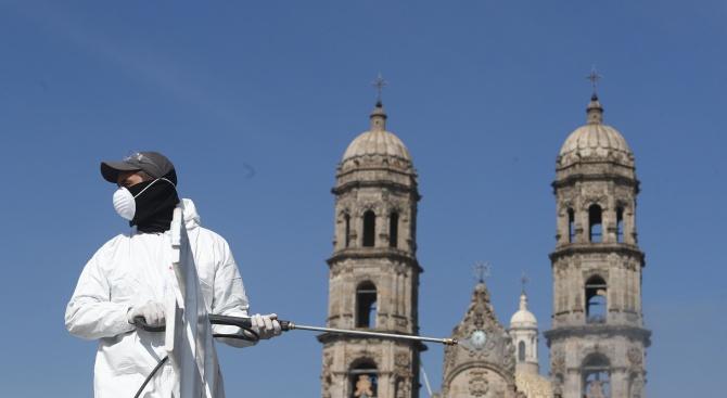 Нови 145 случая на коронавирус в Мексико