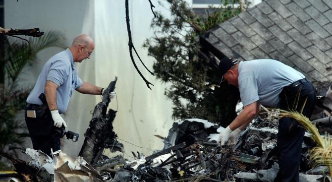 Самолет за медицинска евакуация се разби във Филипините, има загинали