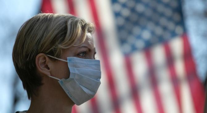 Наша сънародничка разкри как се справят САЩ с коронавируса