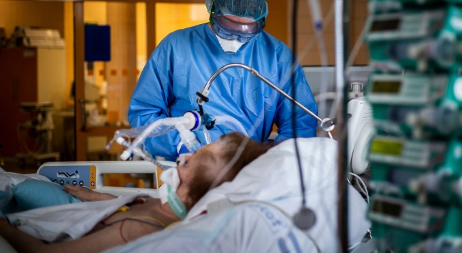 Нова версия на дихателен апарат, който може да помогне на