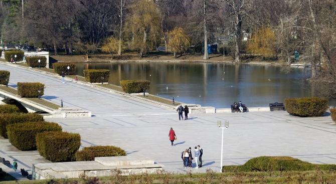 Започваме от днес съставянето на актове за разходки в парковете