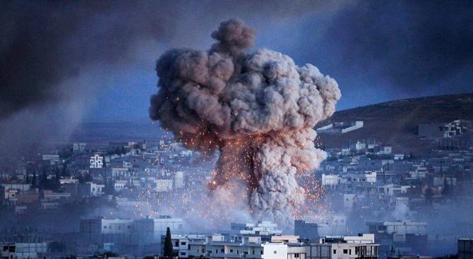Водената от Саудитска Арабия коалиция, която воюва с хусите в