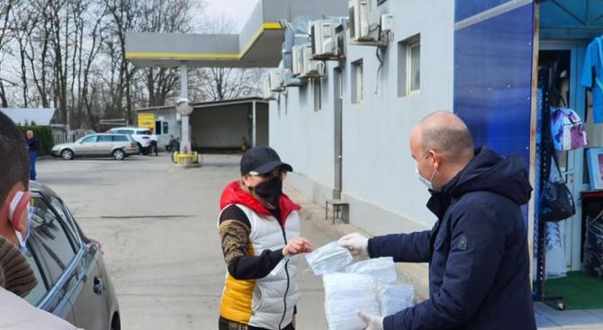 ДПС благодари на Делян Пеевски за даренията
