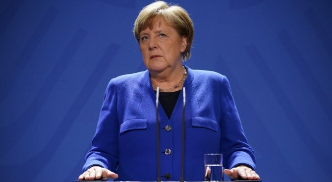 Излезе и третият тест на Ангела Меркел