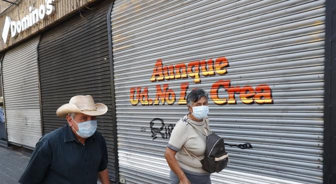 Мексиканското правителство обяви извънредно положение заради коронавируса, предаде Ройтерс. Решението