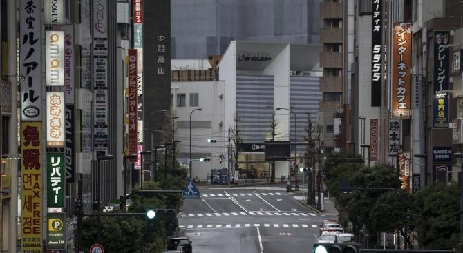 Случаите на заразяване с коронавирус в Япония са вече над