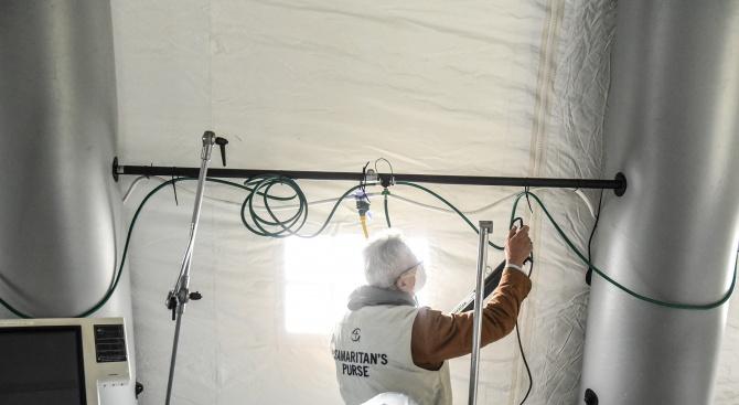 Смъртните случаи от коронавирус в САЩ са над 3000. На над 1 милион американци са направени тестове