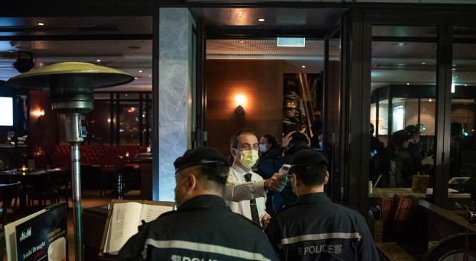 Китай съобщи днес за 48 нови случая на заразяване с