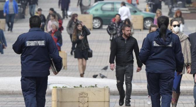 Полицията: Няма да има компромис за хората, които не носят маска