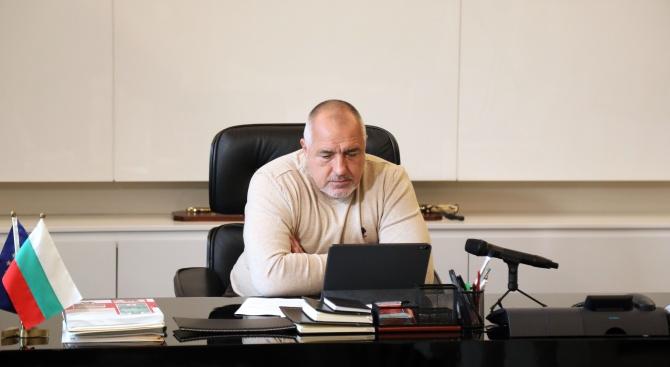 Борисов поиска  да купува по 30  хиляди PCR теста месечно от Република Корея