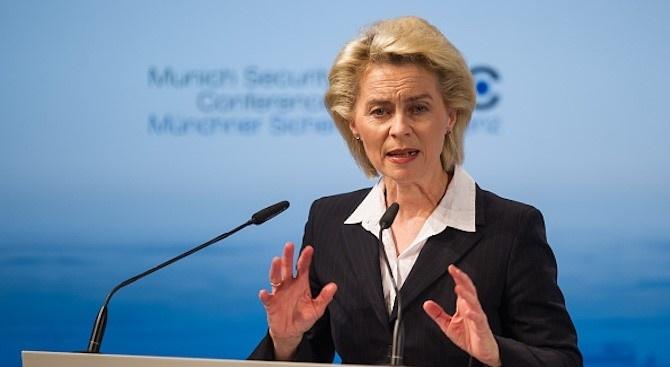 Урсула фон дер Лайен: Антивирусните мерки в ЕС не бива да подкопават демокрацията