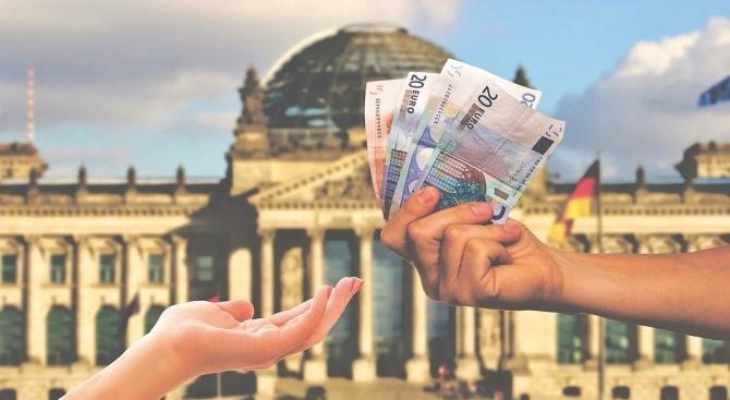 Германският дълг се е свил и през 2019 година благодарение