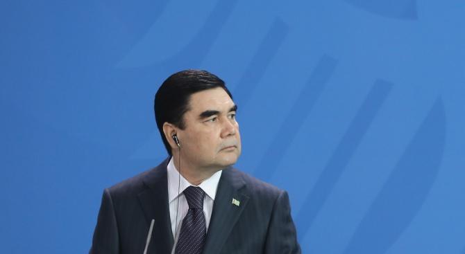 """Туркменистан забрани """"коронавирус"""""""