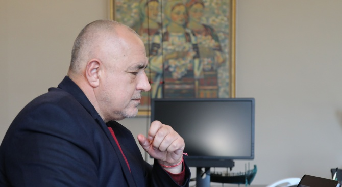 Министър-председателят Бойко Борисов и членовете на Министерския съвет отново ще