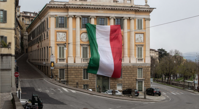 837 жертви на COVID-19 в Италия за последните 24 часа