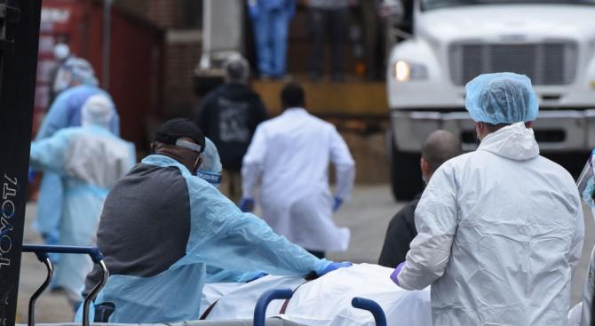 Рязко скочи броят на жертвите на коронавируса в Канада