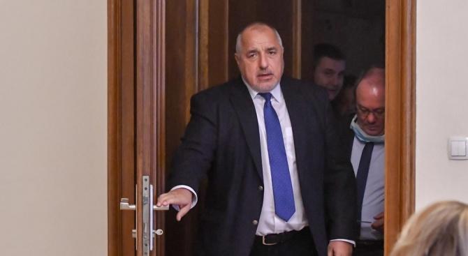 Министър-председателят Бойко Борисов проведе телефонен разговор с престолонаследника на емирство