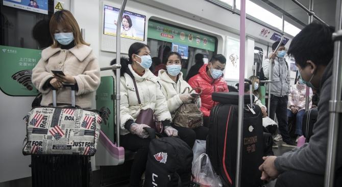 Броят на заразените с новия коронавирус в Китай нарасна през