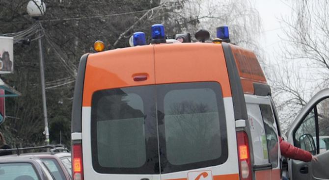 57-годишен работник е пострадал при трудова злополука на строителен обект.