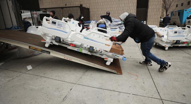 Русия съобщи днес, че е изпратила самолет с хуманитарни помощи
