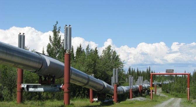 Природният газ поевтинява с 42,78% от днес