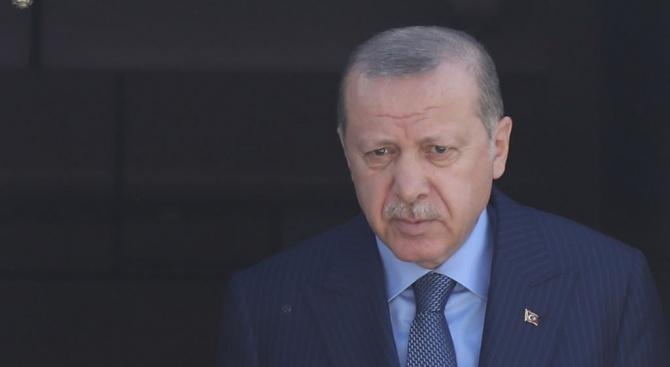 Ердоган повтори призива си към турците да стоят по домовете си и да спазват социална дистанция
