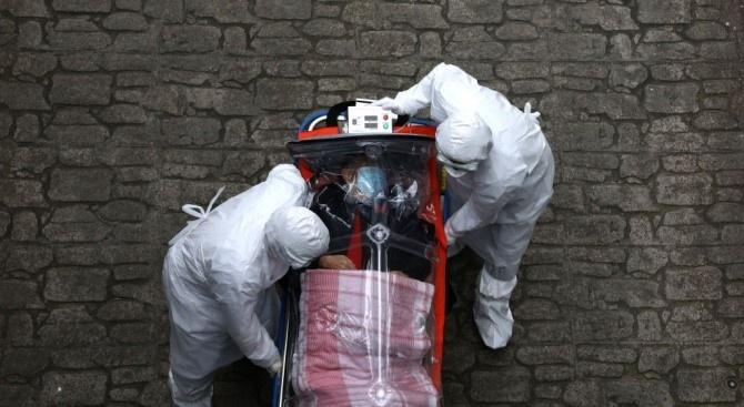 СЗО изрази безпокойство от ескалацията на смъртните случаи на заразени с COVID-19