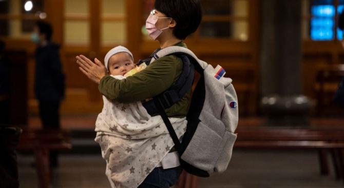 Бебе на 6 седмици почина от коронавирус
