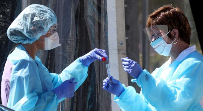 Над 870 души са починали от коронавируса в Германия