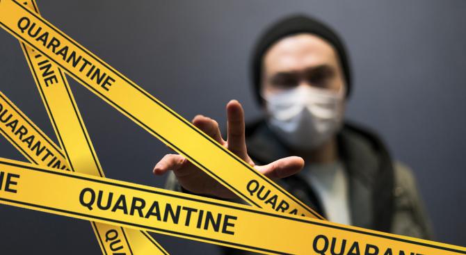 Още пет нови случая за нарушаване на домашната карантина разследва