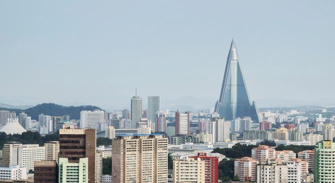 Северна Корея няма нито един случай на заразен с новия