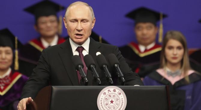 Ние спечелихме в борбата срещу разпространението на коронавируса, каза руският